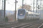 Acela 2248 northbound